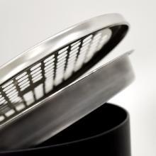 Coperchio con vaschetta raccogli ceneri e griglia